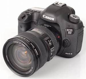 Canon EOS 5D Mark III Digital SLR Review