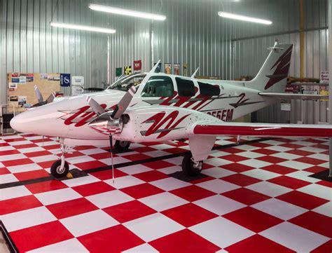 airplane hangar gallery racedeck