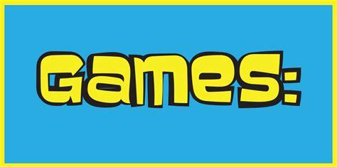 Resultado de imagen de games