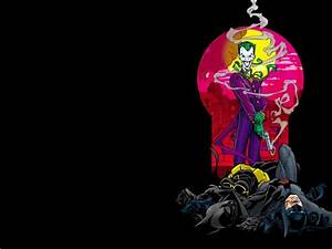 Wallpapers Comics > Wallpapers Batman joker win by K.O by ...