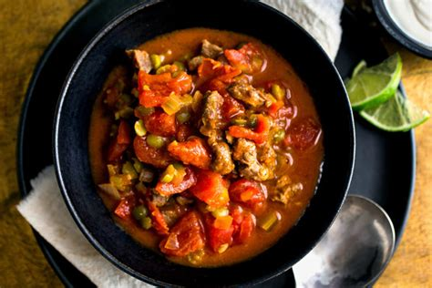 lamb chili  lentils recipe nyt cooking
