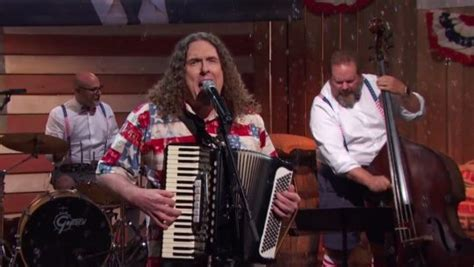Weird Al Yankovic Asked North Korea Not To Bomb Us With A ...
