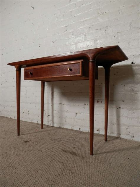 Mid Century Modern Sofa Table by Mid Century Modern Console Table By At 1stdibs