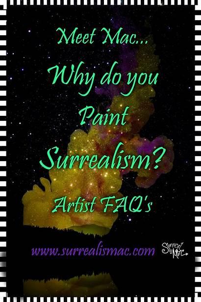 Surrealism Why Paint Pop