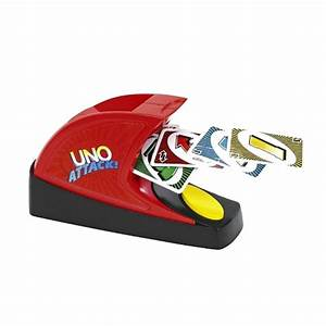 UNO Attack Extreme Fast Fun Family Game
