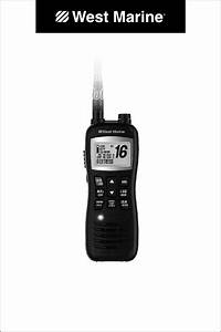 Download West Marine Marine Radio Vhf460 Manual And User