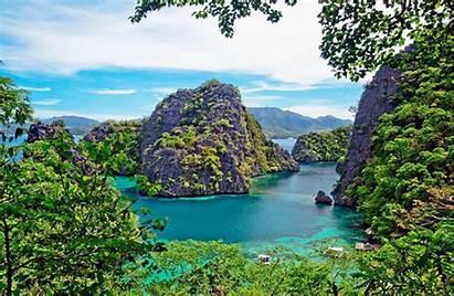 Palawan Island Philippines Islands Puerto Coron Princesa