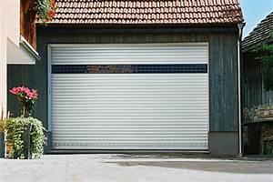 volet roulant porte de garage baie vitree ou baie With volet roulant porte garage