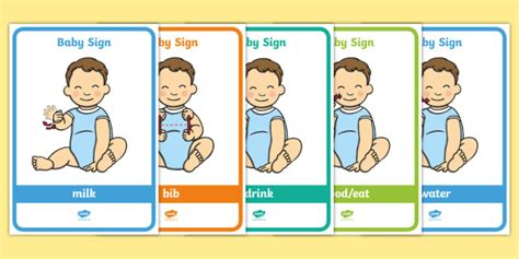 * New * Baby Sign Language Poster Pack (mealtime Signs)  Baby. Maya Signs. Bronchiolitis Signs. Library Noise Signs. Shop Front Signs. Intervention Signs. Painful Signs. Growing Signs. Opacification Signs