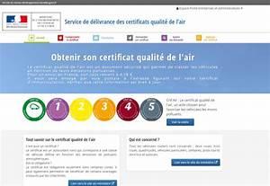 Certificat Qualité De L Air : comment obtenir son certificat qualit de l 39 air crit 39 air automobile club association ~ Medecine-chirurgie-esthetiques.com Avis de Voitures