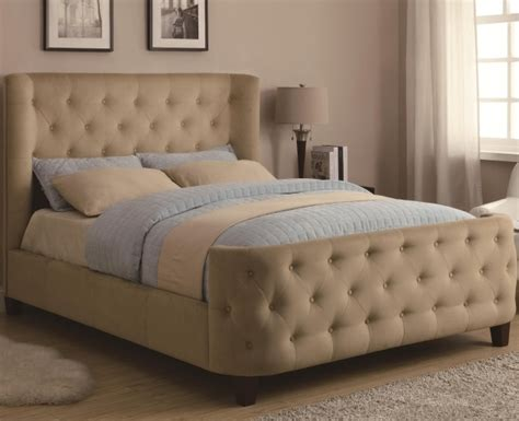 Upholstered Headboard And Footboard Set  Bed & Headboards
