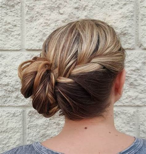 Formal Hairstyles On The Side by 45 Pretty Ideas For Casual And Formal Bun Hairstyles