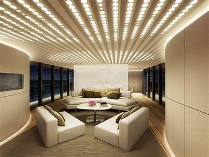 Yacht Private Inside Luxury Interior Yachts Charters