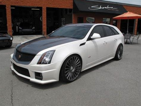Buy Used 2011 Cadillac Cts-v Wagon