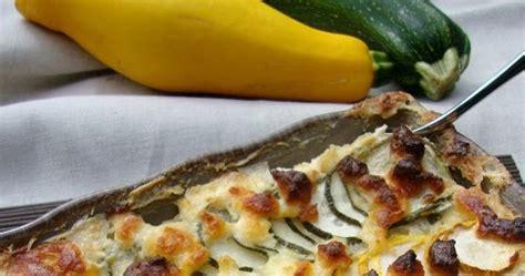 cuisine brousse la cuisine du corti gratin de courgettes aux ravioles et