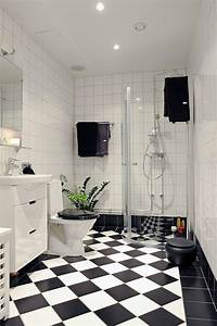 18 best images about Black and White Bathroom on Pinterest ...