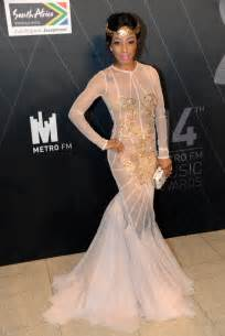 wedding dj ta the dresses that made headlines at the 14th metro fm awards destiny magazine