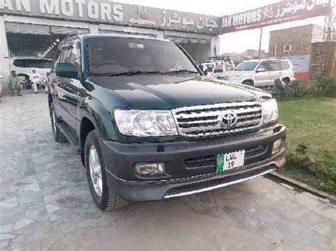 toyota land cruiser vx 4 7 2000 for sale in peshawar pakwheels