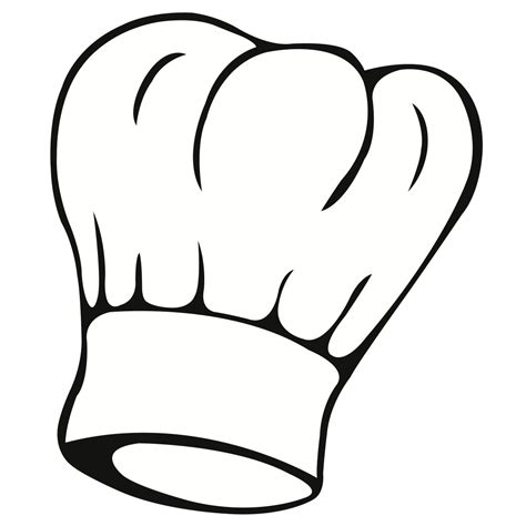 pot pour ustensile de cuisine svg file chef hat beaoriginal