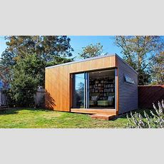 These Prefab Studios Are An Easy And Novel Way To Space To