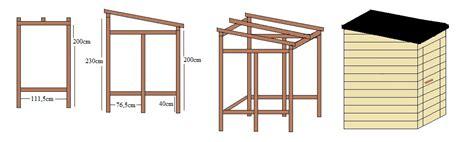 Bauanleitung Holztor mit Bauplan