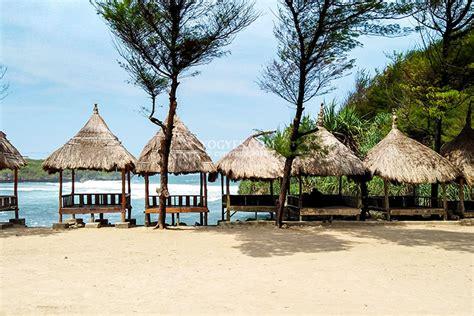 pantai slili tempat wisata  gunungkidul