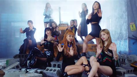 aoa releases japanese dance version mv  heart attack