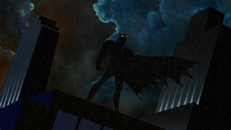 X Animated Series Wallpaper - batman the animated series wallpapers 14 1920 x 1080