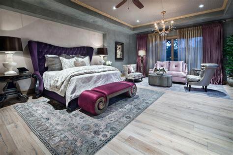 chambre style loft maison de prestige texane à la déco intérieure inspirée