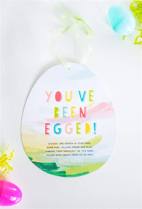 youve  egged  fun easter surprise project nursery