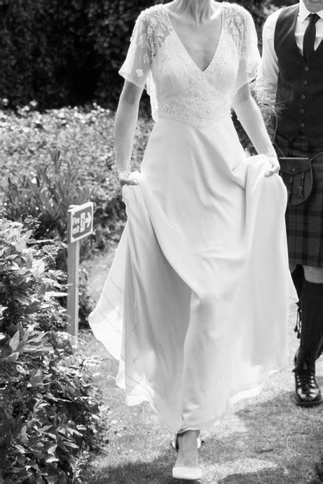 Jenny Packham Tilly Size 4 Wedding Dress – OnceWed.com