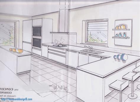 dessiner une cuisine en 3d gratuit dessiner plan cuisine cuisine dessiner plan cuisine