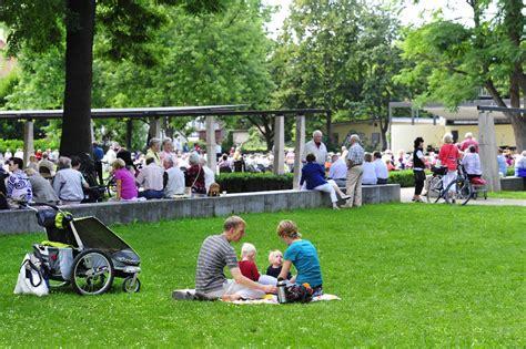 Brühler Garten  Parks Und Gärten  Erfurt Tourismus