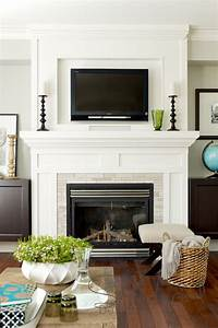 Hanging, Your, Tv, Over, The, Fireplace, Yea, Or, Nay