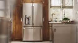 hot  cold opposites unite   ge cafe refrigerator ge appliances pressroom