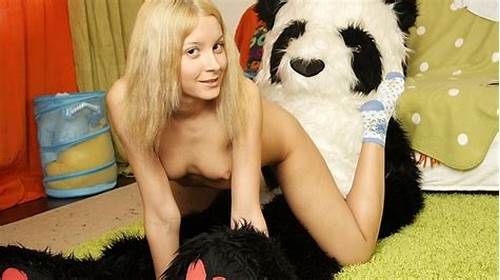Strap On Porn In The Bedroom With A Panda #Nude #Teen #Girl #Wants #Strap #On #Sex #With #Bear