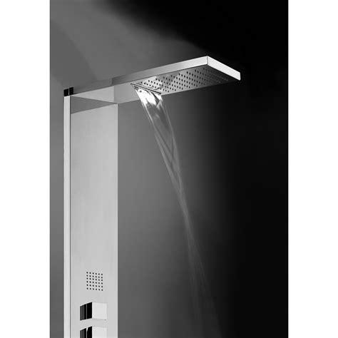 Bossini Colonne De Douche Manhattan Column, Design Moderne