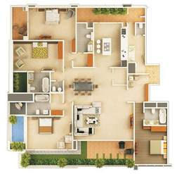 photoshop floor plan 搜尋 presentation architecture interiors and