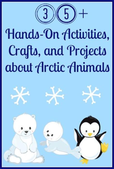 arctic animal crafts books and unit studies 824   Arctic Animals e1423790452191