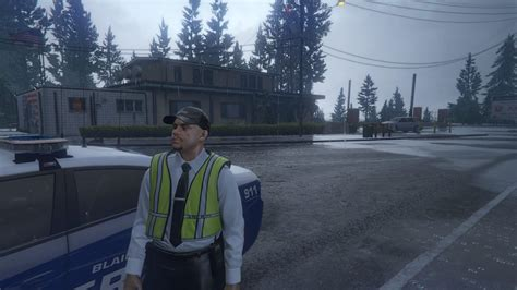 Blaine County Sheriff's Office Ped