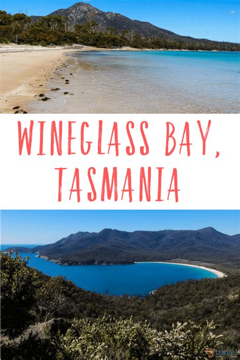 All Alone On Famous Wineglass Bay In Freycinet National Park