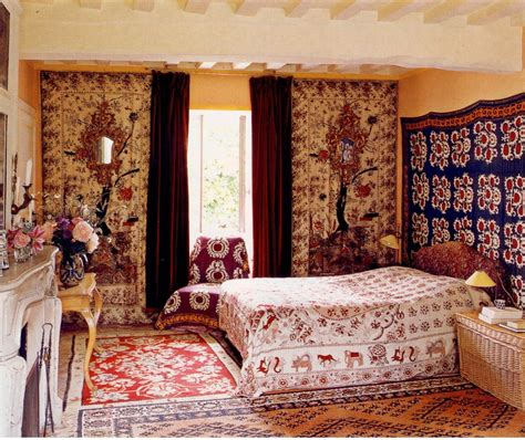 India by way of High Point Indian themed bedrooms Guest