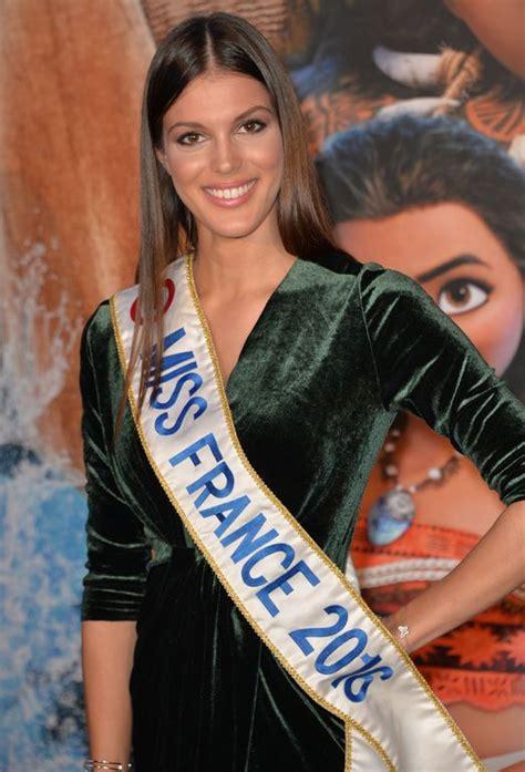 Miss France 2017  Iris Mittenaere Fait Un Appel Du Pied