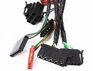 Steering Column Igntion Wiring Harness Vw Jetta Golf Cabrio Mk3