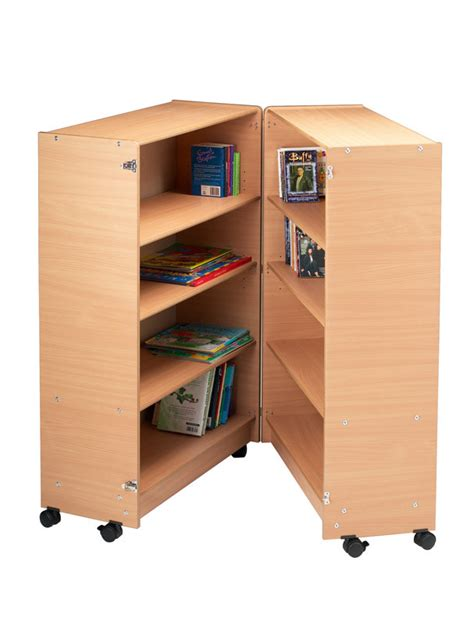 Folding Bookcase Tall