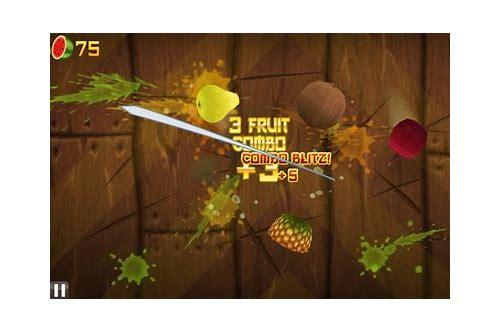 baixar fruit ninja no pc