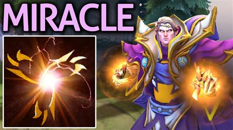 miracle dota  invoker immortal magus accord youtube