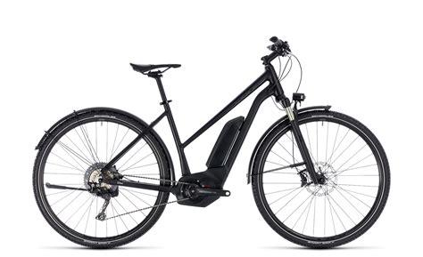 cube trekking e bike cube cross hybrid sl allroad 500 damen trekking pedelec e