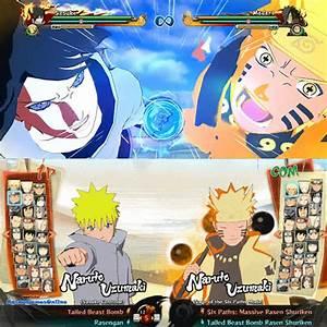Jogo Naruto Shippuden Ultimate Ninja Storm 4 Xbox One