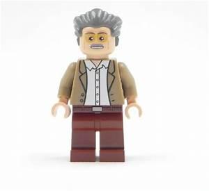 Stan Lee minifigure - Lego Custom - Marvel Super Heroes ...